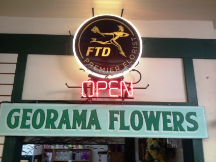 FTD Sign