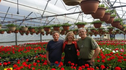 Case, George And Imelda Welcome You To Georama Growers Garden Centre